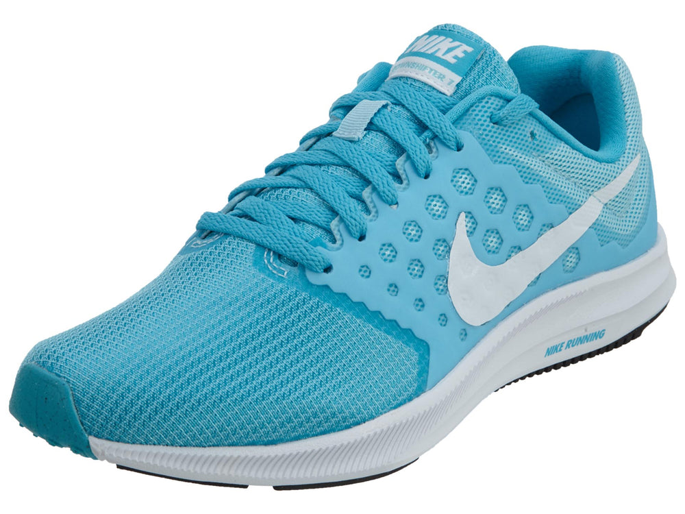 Nike Downshifter 7 'Still Blue'  Womens Style :852466