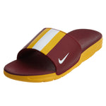 Nike Benassi Solarsoft (Nfl) Team Red/White-University Gold Mens Style :831256
