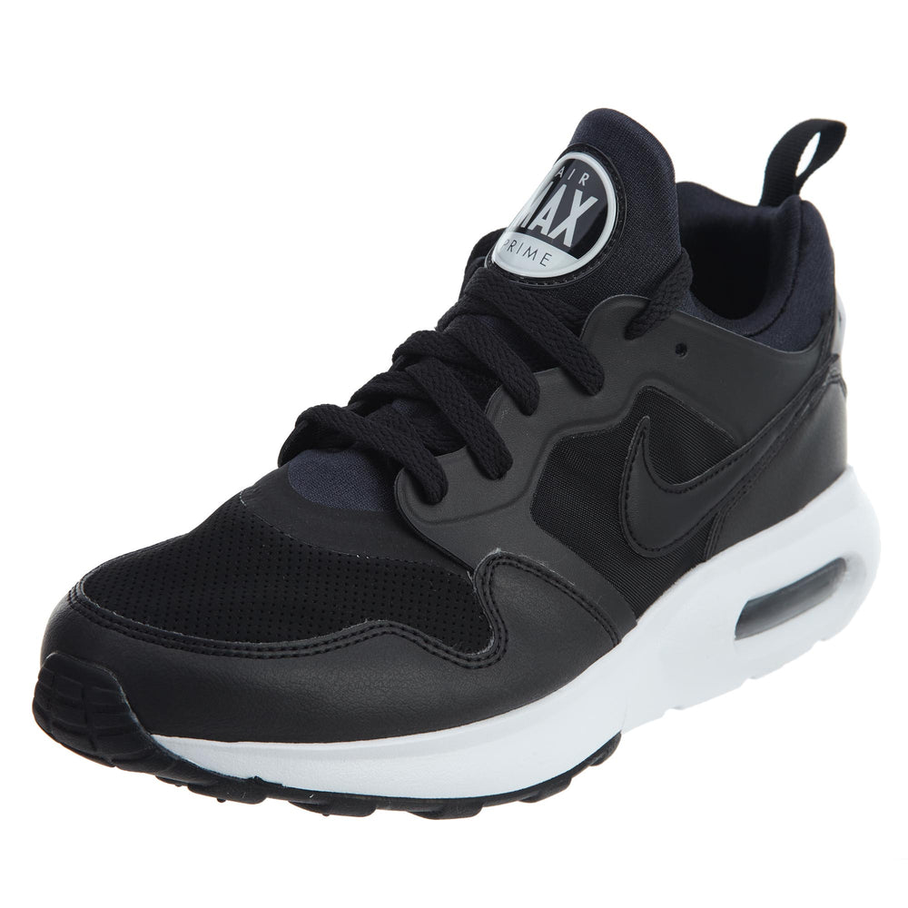 Nike Air Max Prime SL Black White Running Mens Style :876069