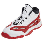 Air Jordan 11 Retro Low Boys White/gym Red Boys / Girls Style :919713
