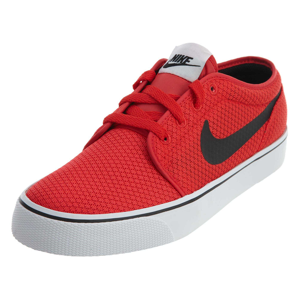 Nike Toki Low TXT 'Action Red'  Mens Style :555272