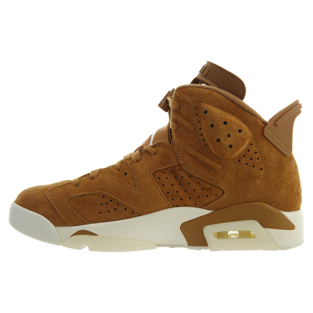 "Air Jordan 6 Retro ""golden Harvest""  Mens Style :384664"