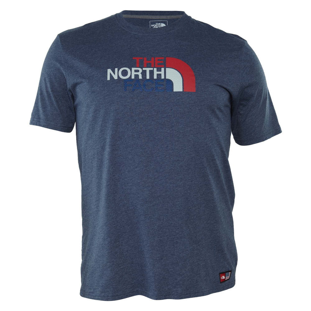 North Face Ic Ss Cotton Crew Tee Mens Style : A35af