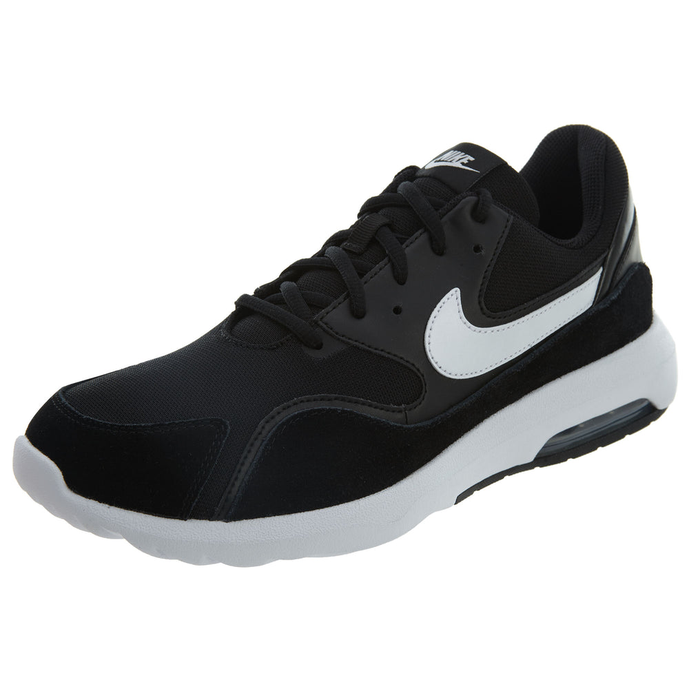 Nike Air Max Nostalgic Black White Running Mens Style :916781