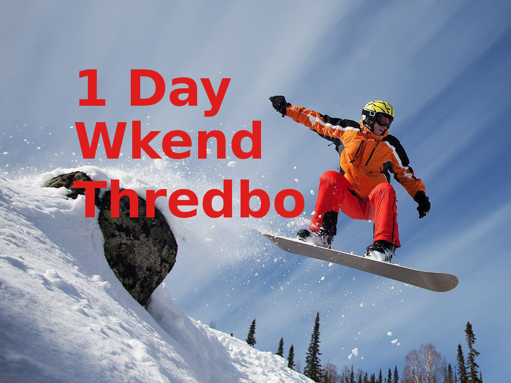 2019 Sydney to Thredbo Weekend (Ski 1 Day)