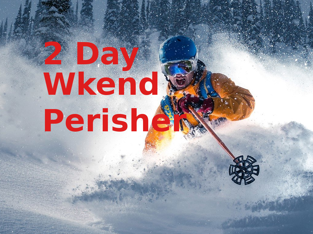 2019 Sydney to Perisher Weekend (Ski 2 Days)