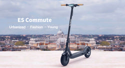 ES Commute Electric Scooter | TekTrendy Canada