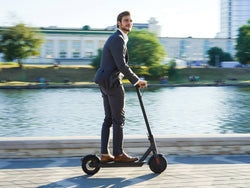 How to Ride Electric Scooter Like a Pro