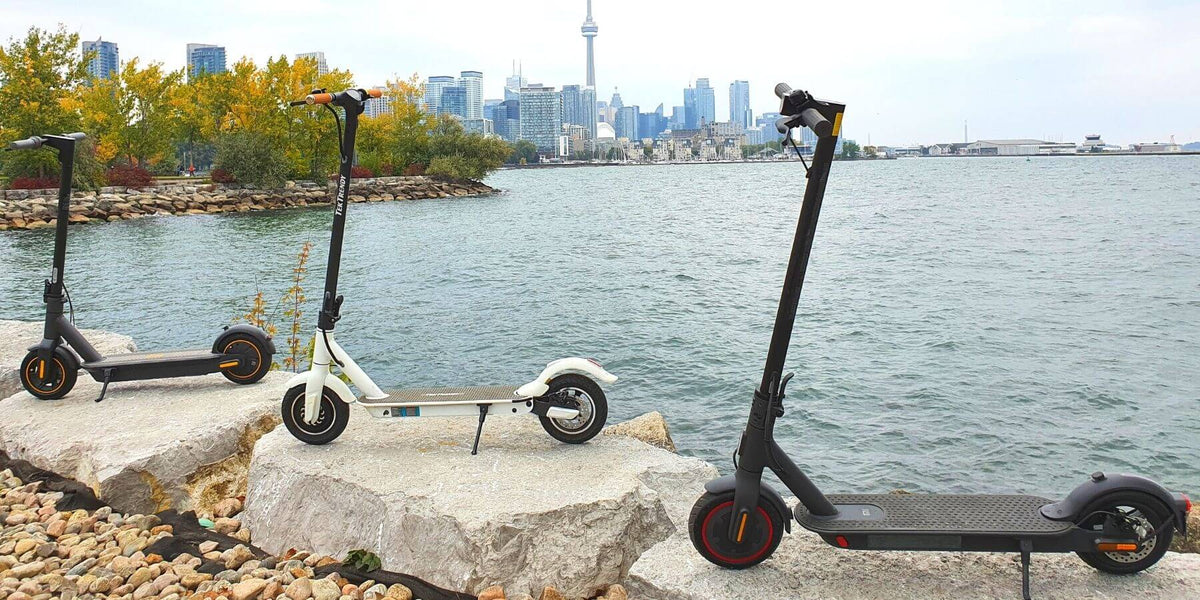 Electric Scooters | TekTrendy Canada