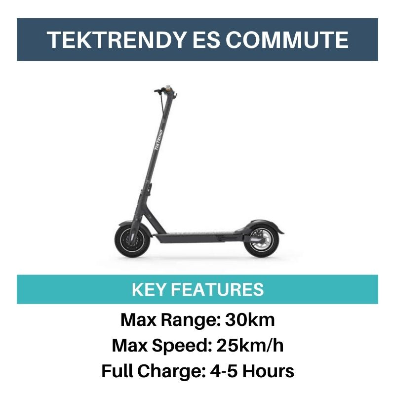 TekTrendy ES Commute Electric Scooter