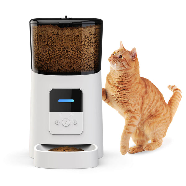 Automatic Pet Feeder With WiFi