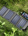 Energy Portable   Foldable Solar Panel