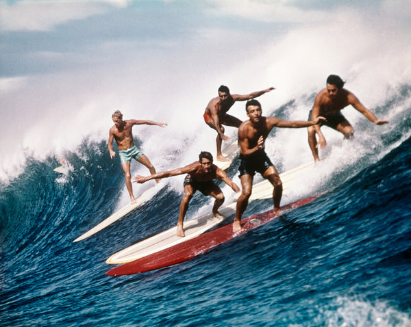 Is Surfing... Racist?