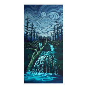 """Upstream Doom"" Giclée Print"