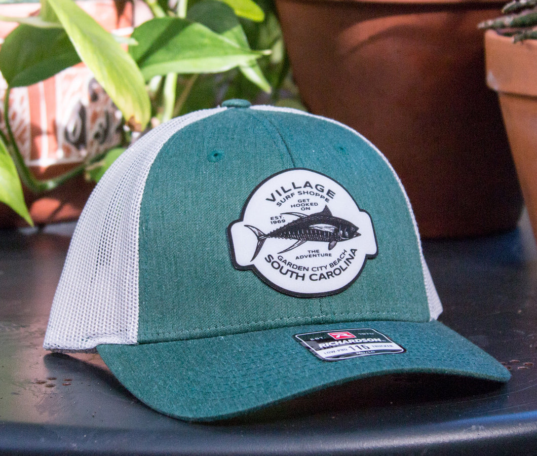 Richardson Get Hooked Adjustable Trucker Hat