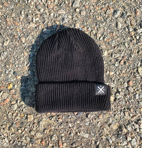 Village Cuffed Compass Beanie