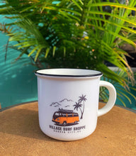 Load image into Gallery viewer, Village VW Paradise 13oz ceramic camping mug