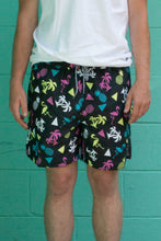 "Load image into Gallery viewer, Village Oasis 18"" Boardshort"