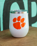 Clemson University Stemless Corkcicle Cup
