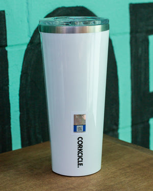Clemson University 24oz Corkcicle Tumbler