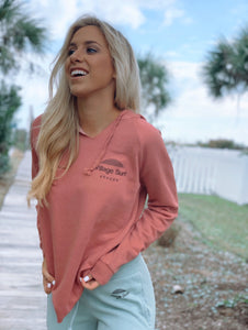 Women's Rose Sunrise Sweatshirt