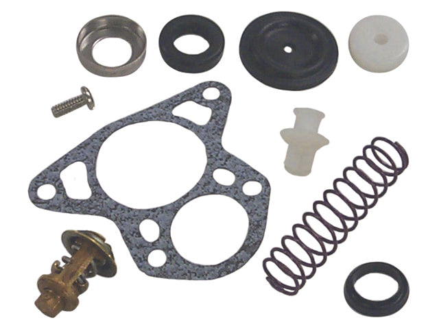 18-3674 Johnson/Evinrude V-6 Crossflow Thermostat Kit