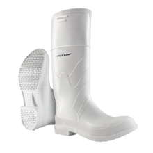 Load image into Gallery viewer, Dunlop White PVC Boot #8101100