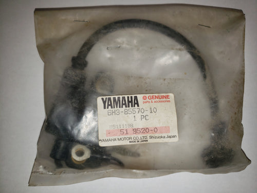 6H3-85570-10 NOS Yamaha Ignition Coil Assembly