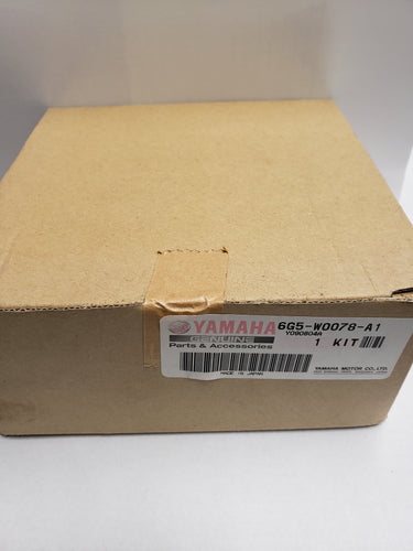 6G5-W0078-A1 Yamaha Water Pump Repair Kit