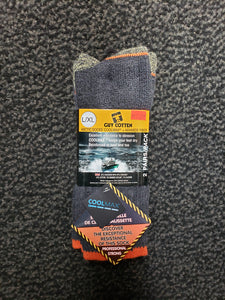 Guy Cotten Arctic Coolmax Socks w/ Kevlar®