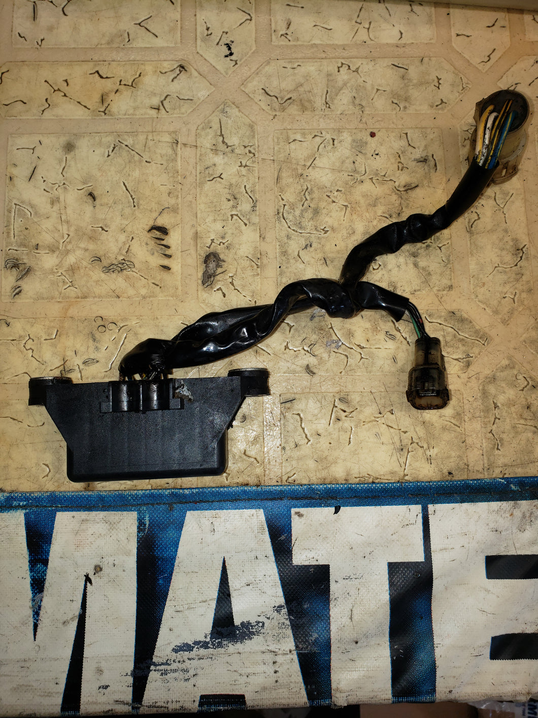 Used Honda RELAY ASSY., MAIN 38580-ZW5-004