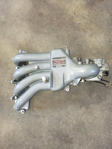 Used Honda Intake Manifold with Throttle Body (17100-ZW5-010ZA , 16400-ZW5-013)
