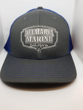 Load image into Gallery viewer, Delmarva Marine Solutions Trucker Hat