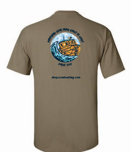 "Delmarva Marine Solutions ""Supplying Gear from Coast to Coast"" Shirt"