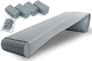 "23052 Caliber  Bunk Wrap Kit - 16' x 2' x 6"", Grey"