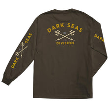 Load image into Gallery viewer, Dark Seas Headmaster Long Sleeve Tee