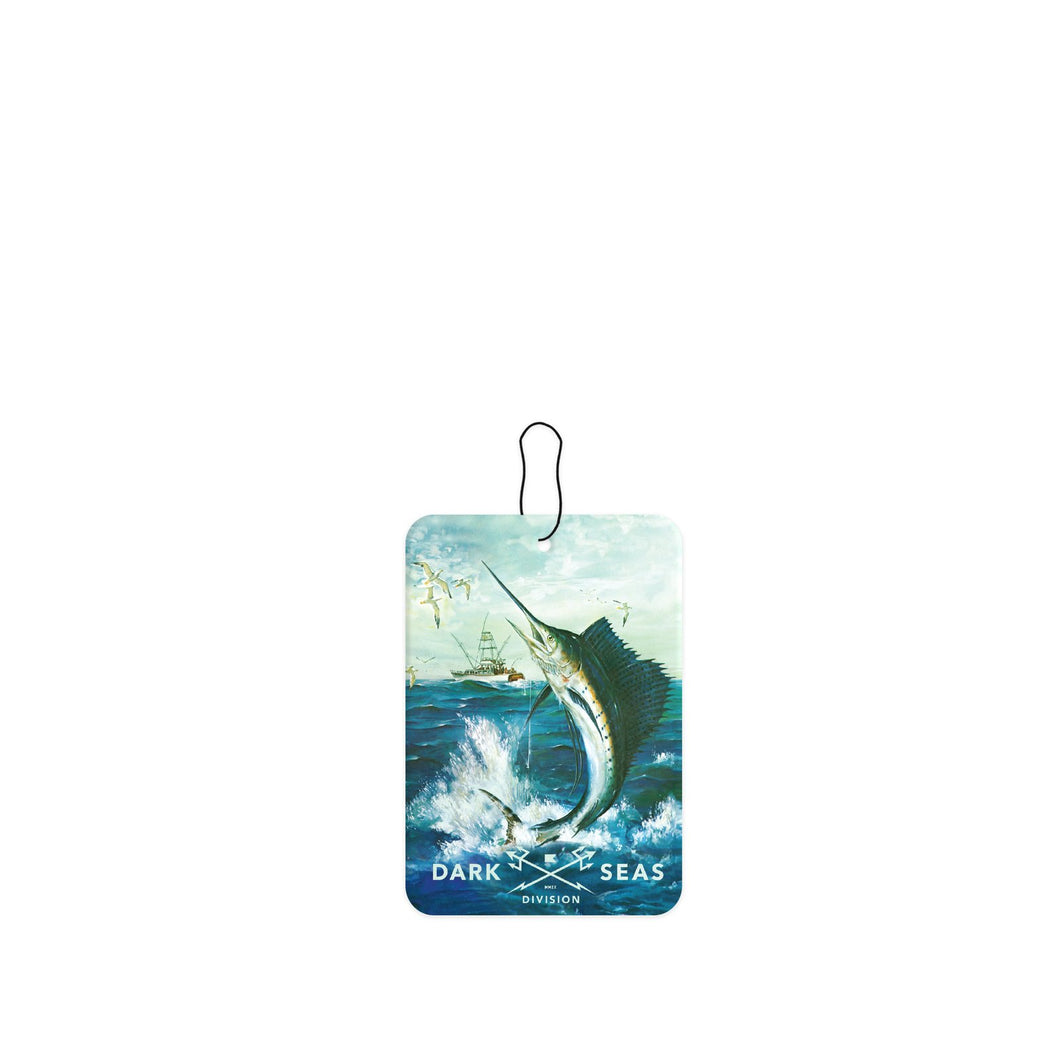 Dark Seas Sailfish Air Freshener 322600006