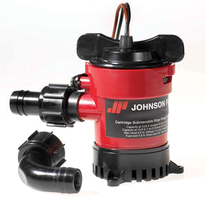 32503 Johnson Pump 500GPH Bilge Pump