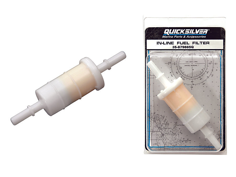35-879885Q Mercury Quicksilver Fuel Filter