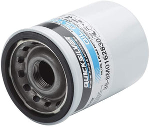 35-8M0162830 Quicksilver Oil Filter - Mercury and Mariner 4-Stroke Outboards 25 HP Through 115 HP