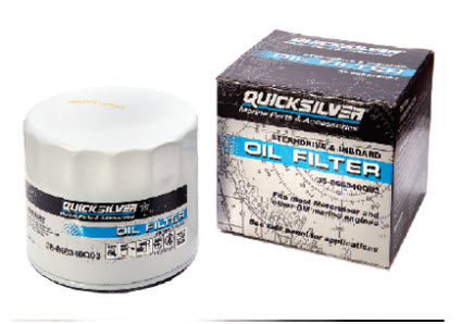 35-866340Q03 Mercury Quicksilver Mercruiser Oil Filter