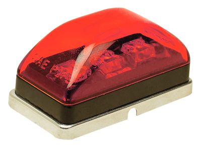 52691 Seachoice LED Red Mini Clearance Light With Stud
