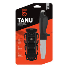 Load image into Gallery viewer, GEARAID Tanu Dive and Rescue Knife w/ Optional B.C.D Adapter