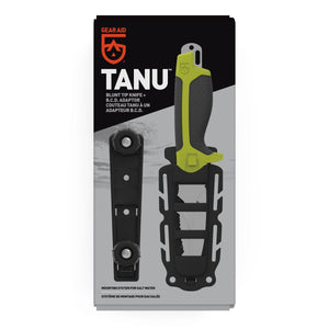 GEARAID Tanu Dive and Rescue Knife w/ Optional B.C.D Adapter