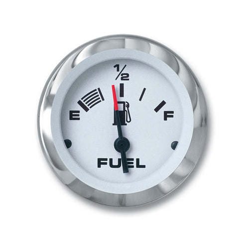65496P Sierra Lido Series Fuel Gauge