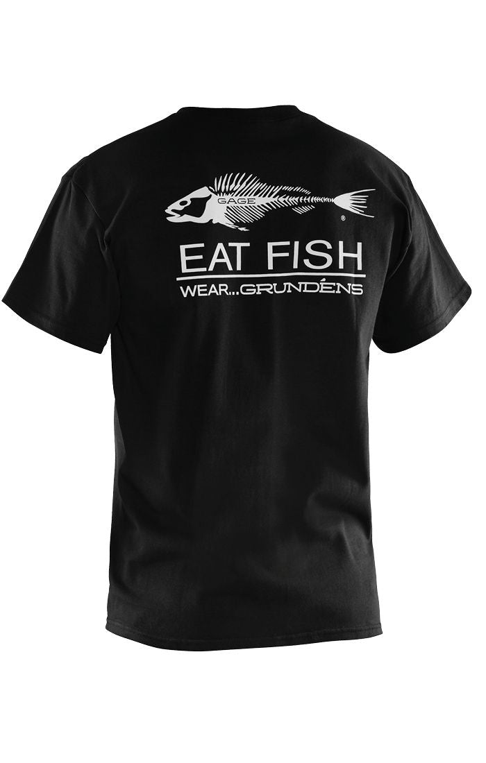 Grundens Eat Fish T-Shirt