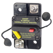 7183 Blue Sea Surface Mount 50A Circuit Breaker