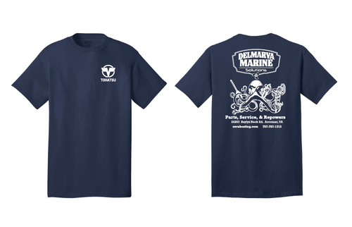 Delmarva Marine Solutions Men's T-Shirt
