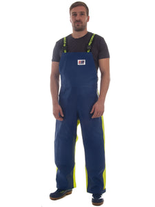 Stormline Crew 654 Foul Weather Heavy Duty Waterproof Bib and Brace Pants