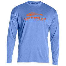 Load image into Gallery viewer, Grundens Deck Hand Long Sleeve Fishing Shirt